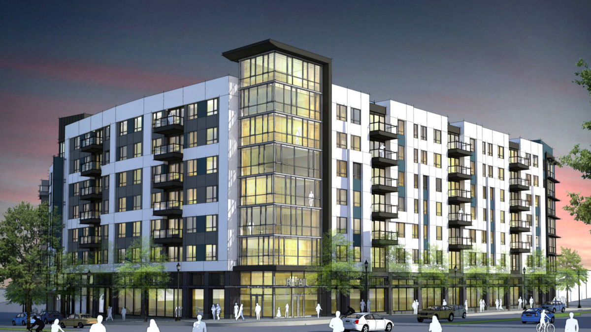 Construction starts on the Hanover Co.'s 255-unit Oakland project - San Francisco Business Times