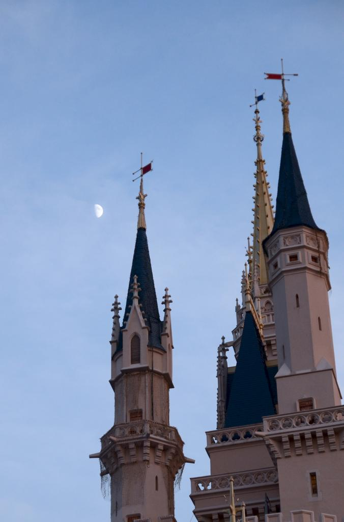 Many Disney guests will await what fireworks shoot over Cinderella's Castle to see their Glow with the Show ears change color.