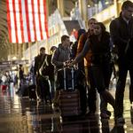 Flying for Thanksgiving? Get ready for crowds
