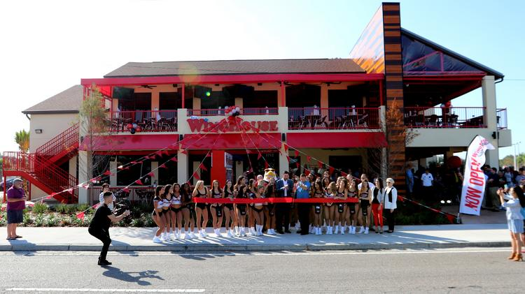 See inside the new two story winghouse in west tampa for The home mag houston