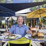 LGO Hospitality's <strong>Bob</strong> Lynn brought a vision to dining out in Arcadia (Video)
