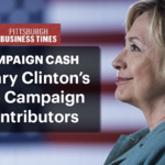 Campaign Cash: Cities, towns giving the most to <strong>Clinton</strong> campaign
