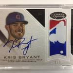 Topps signs Cubs star <strong>Kris</strong> <strong>Bryant</strong> to huge trading card deal