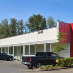 Cash is king in more ways than one at this nondescript Renton building