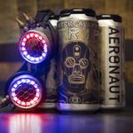 Rock band releases album on a can of beer thanks to Aeronaut Brewing
