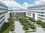Houston firm kicks off big Tollway office complex with 120K lease