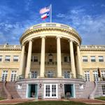 Historic White House look-alike mansion in Houston to be auctioned