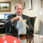 <strong>John</strong> <strong>Suthers</strong> helps cybersecurity industry find home in Colorado Springs
