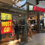 Aeropostale adds another 104 stores to 'remaining open' list; one in Triangle to close