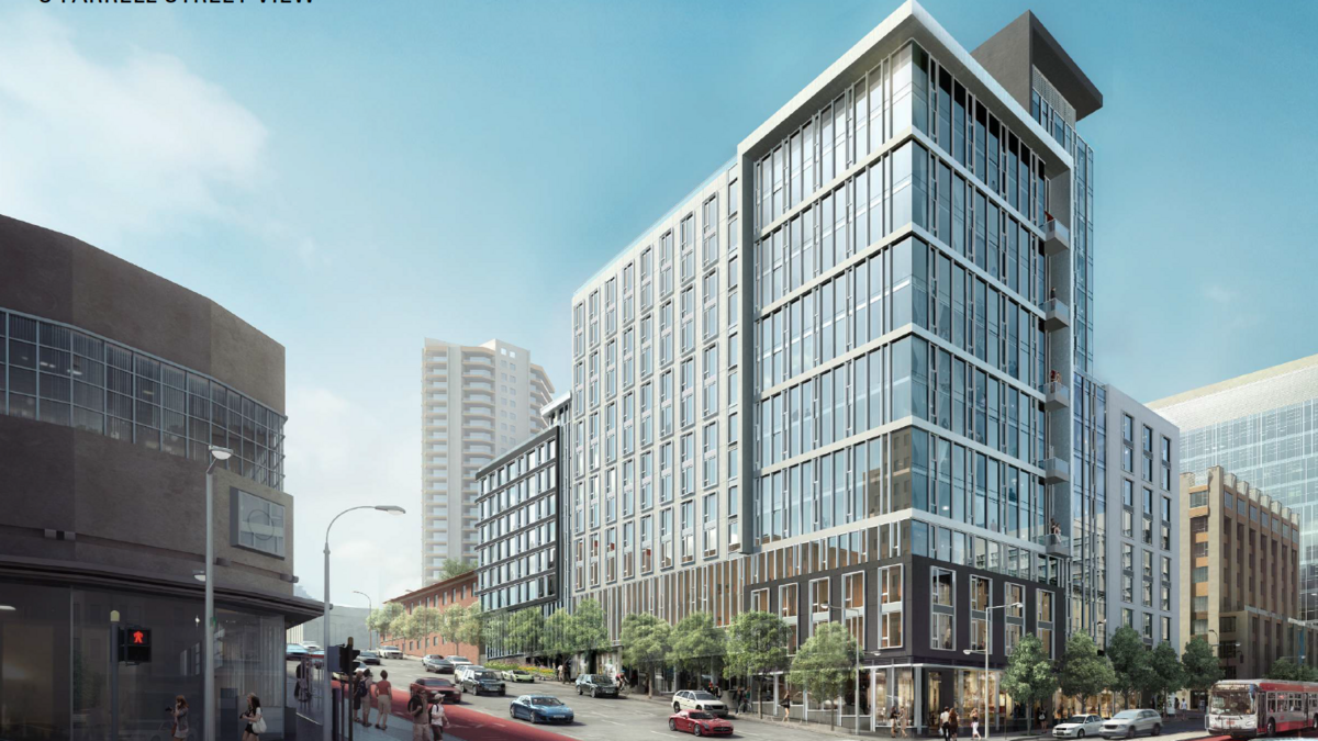 Construction To Start On 239 Condos Two Blocks From New Cpmc Hospital In San Francisco San Francisco Business Times