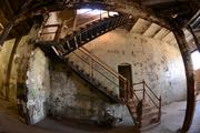 This late 1800's staircase will be preserved.