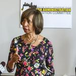 Mayor-elect Catherine Pugh outlines ambitious plans: Jobs, housing, education and homeless services