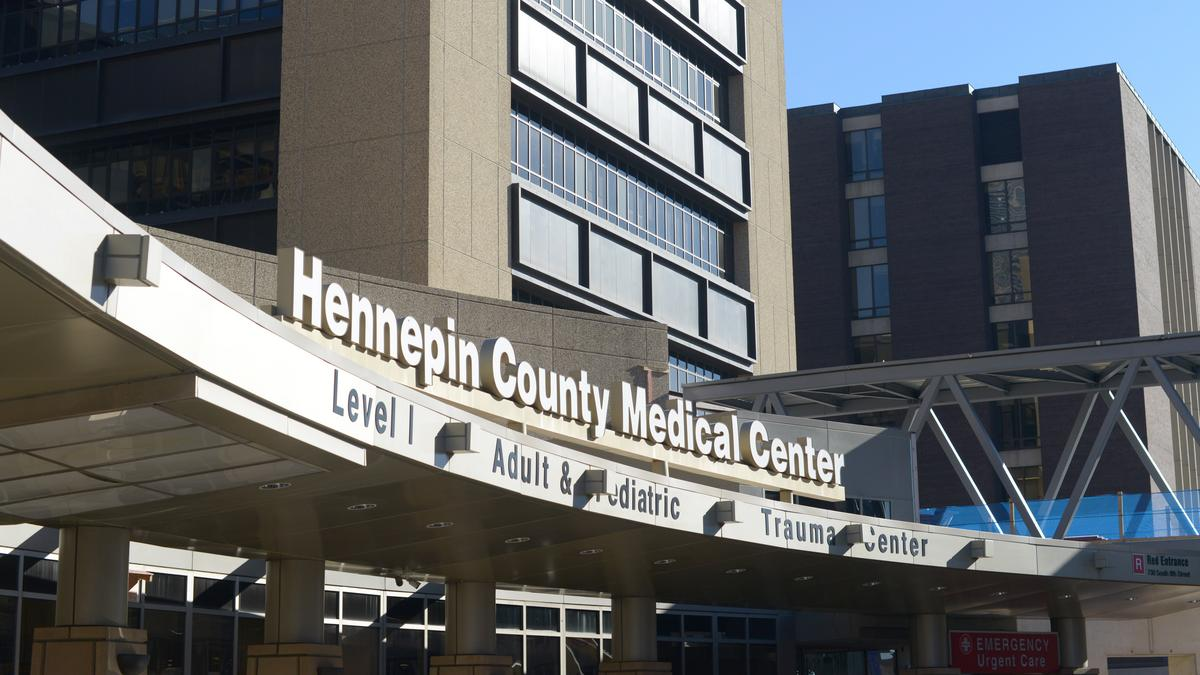 layoffs to hit hennepin county medical center next year   st  paul business journal