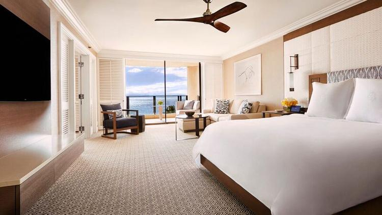 WATG unit Wimberly Interiors returns to Four Seasons Resort Maui