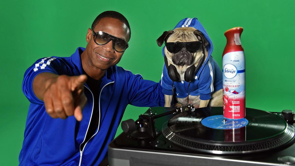 P&G gets funky with Febreze commercial featuring hip-hop