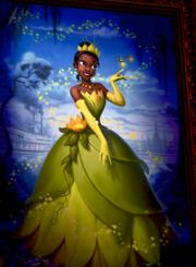 As does Princess Tiana from The Princess and the Frog. Kinda sounds like a Duck Dynasty episode.