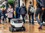 Meal delivery robots coming to Peninsula city (VIDEO)