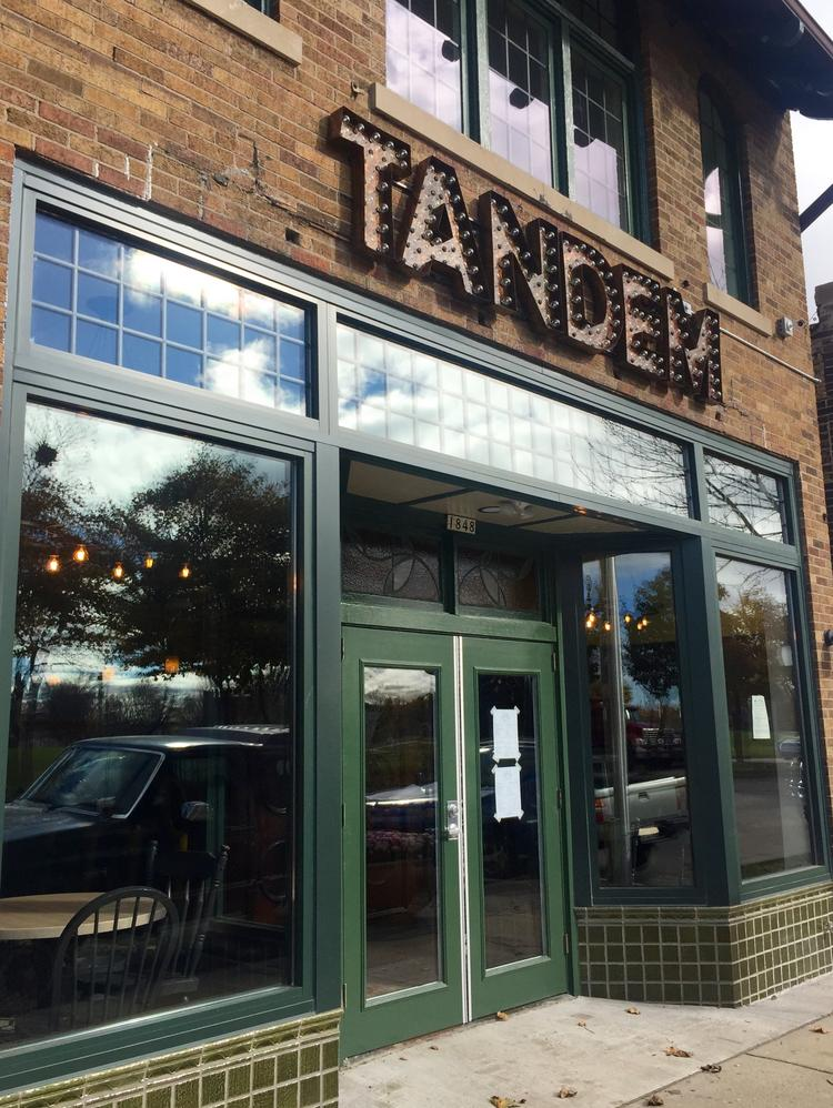 The Tandem to open later this month - Milwaukee Business Journal