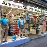 American Apparel files for bankruptcy for second time in 13 months