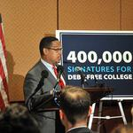 Keith Ellison could be next DNC chair; Pawlenty on shortlist for Treasury secretary