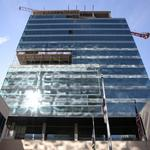 615 South College tops out, moves closer to March completion (PHOTOS)
