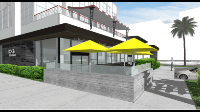 a rendering of doc bs in fort lauderdale - Doc Bs Fresh Kitchen
