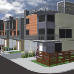 Pearl-area residential development to experiment with new housing type — container style