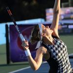 Women's pro tennis tournament coming next week