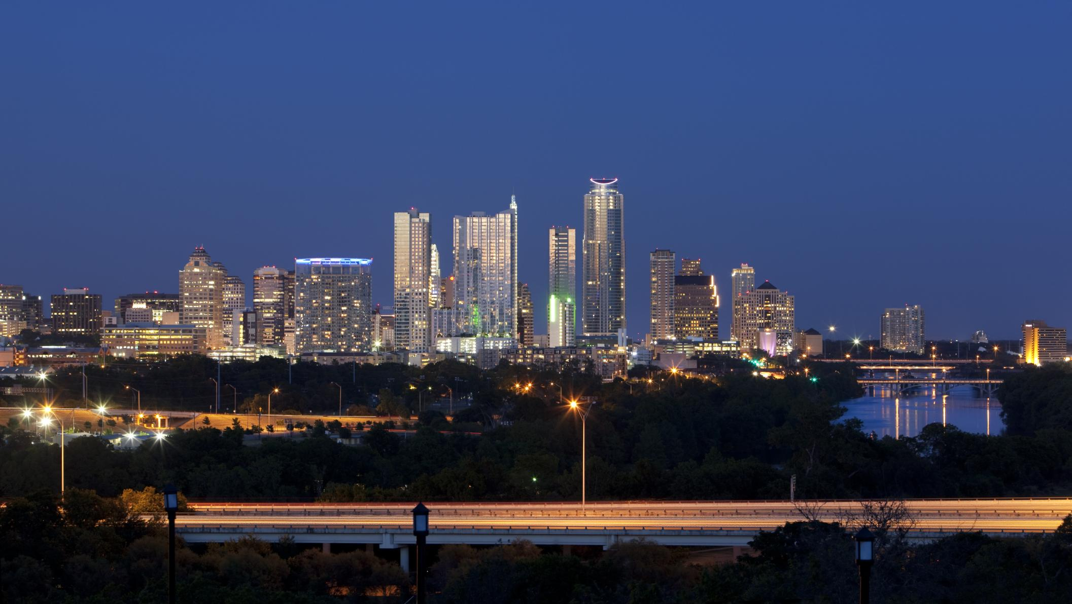 What was the Austin area's biggest business story of the year?