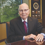 At 88, this Dallas lawyer and civic leader believes 'everyone has an oar to put in the water'