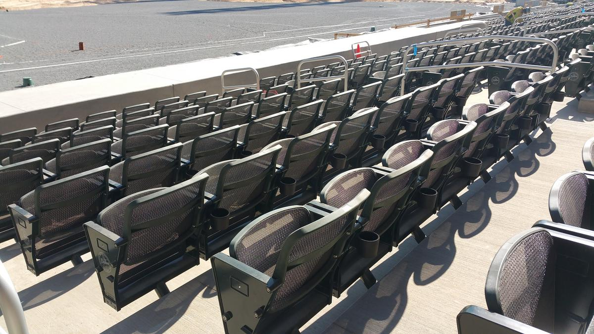 4topps a hit for premium seating at new home of atlanta braves greensboro triad business journal. Black Bedroom Furniture Sets. Home Design Ideas