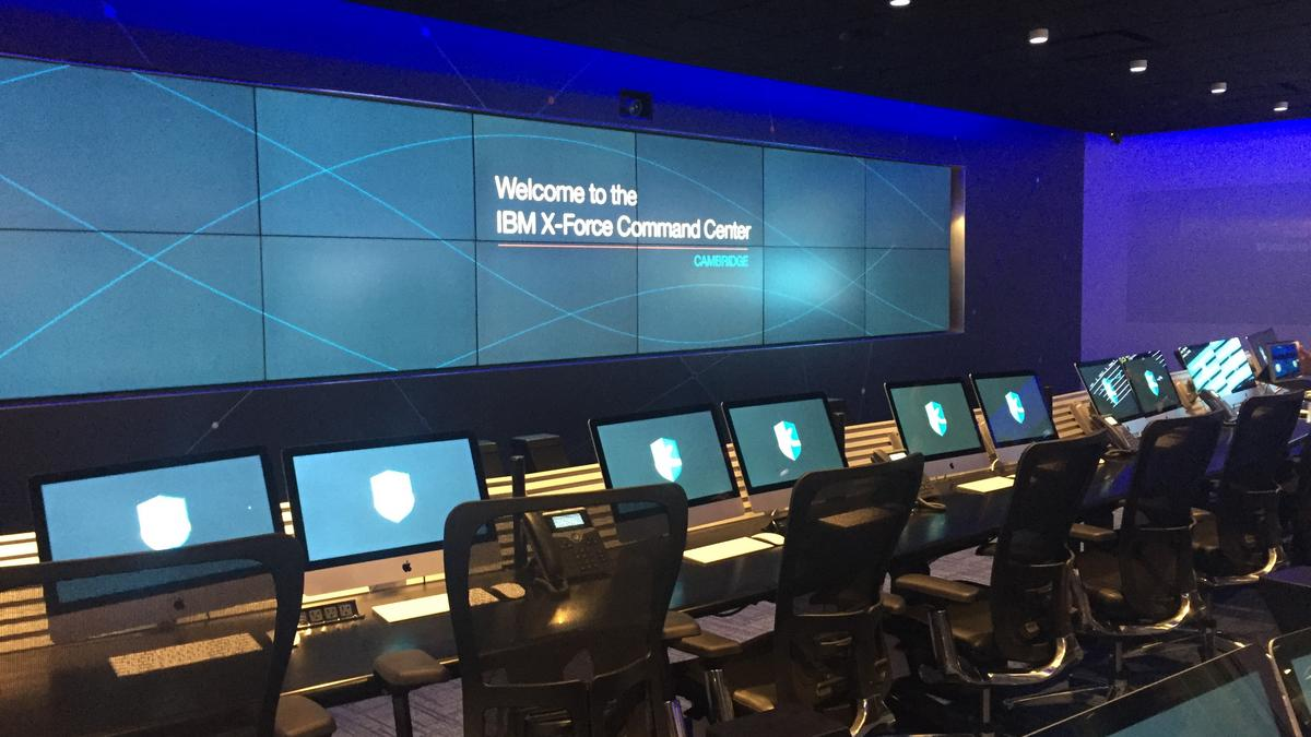 Ibm Security Opens Office And X Force Command Center In