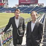 Just call them the Nashville Longshots: Bill Hagerty's push to bring <strong>Major</strong> League Soccer to Nashville