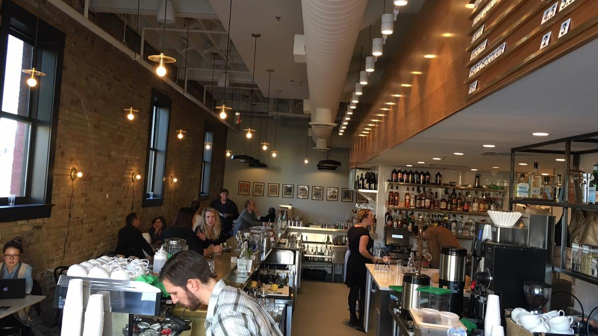 A look inside the new Alma cafe and hotel (slideshow) - Minneapolis ...