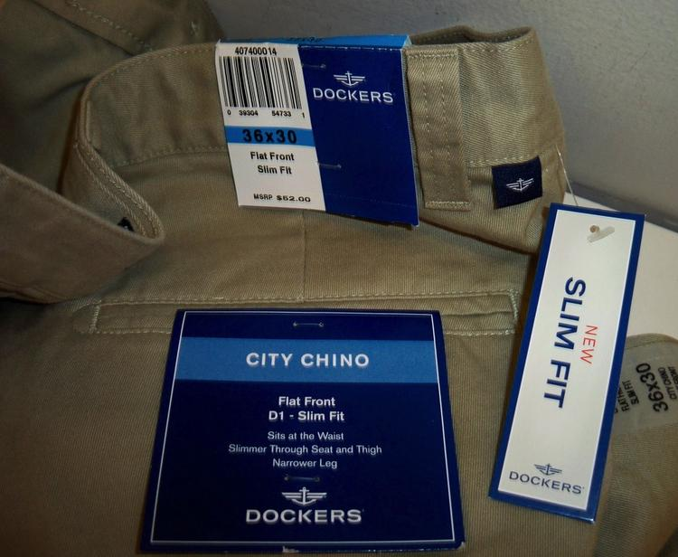 Dockers is just one of many brands that has experimented with pop-up stores.