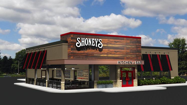Shoney S Will Debut Its New Look In 2017 Beginning With Donelson Location