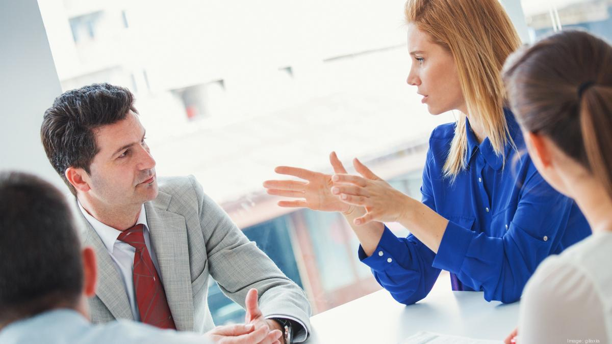 How to deal with an (overly) assertive co-worker - The Business Journals