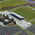 Obetz building 6,500-seat sports and concert venue on Columbus Motor Speedway site