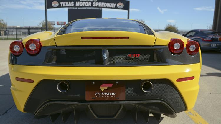 Fittipaldi exotic driving tries to tap into texas exotic for Dean motor cars houston tx