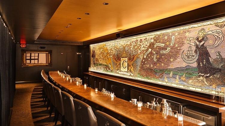 Check out some of d c s coolest restaurant designs of for S s columbia dining room