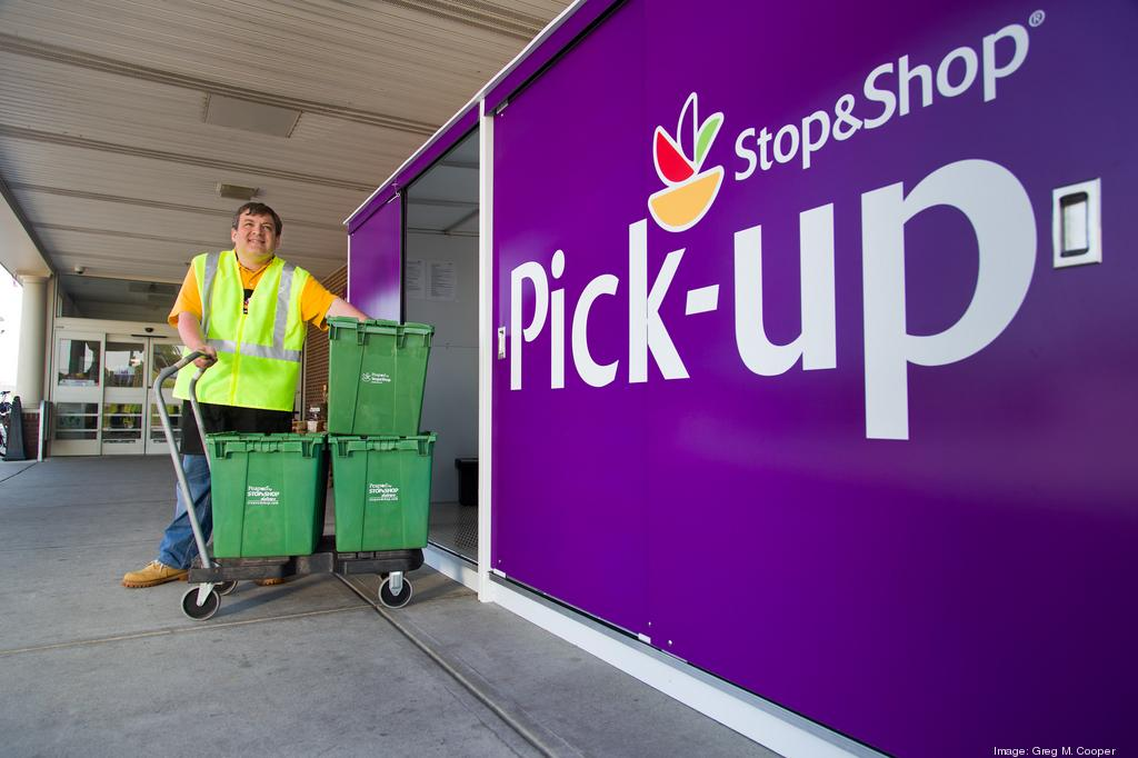 Peapod Pickup Service Added To Dozens Of Stop Shop And Giant