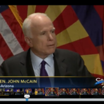 McCain plans to fight Trump on trade, waterboarding