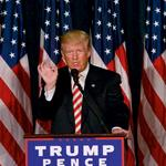 Aecom prepares for President-elect Trump's infrastructure policies