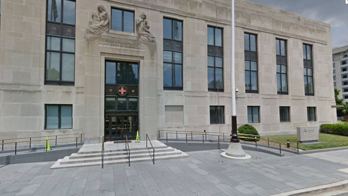 State Department To Displace American Red Cross In Downtown Dc