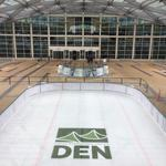 9News: Ice rink to greet holiday travelers at DIA (Video)