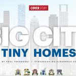 Big city, tiny homes: New homes, home sites shrink in <strong>Houston</strong> amid oil slump, changing demographics