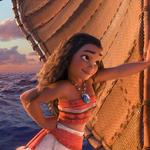 'Moana' sails to top spot at Thanksgiving weekend box office