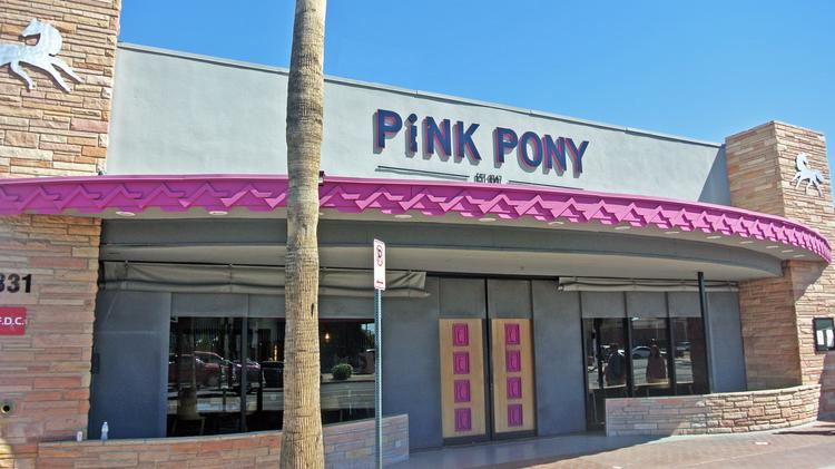 Exclusive Former Pink Pony Restaurant For Sale For 3 5m In