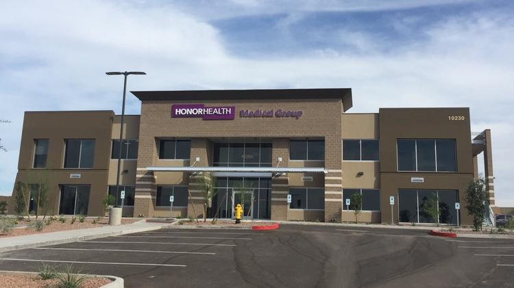 HonorHealth opens outpatient medical facility in Peoria