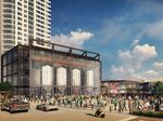 Plans for Bucks' entertainment block include microbrewery